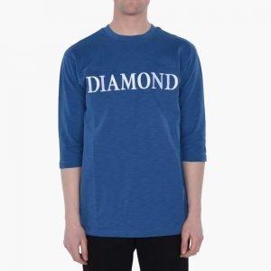 Diamond Supply Co. Indigo Football Top