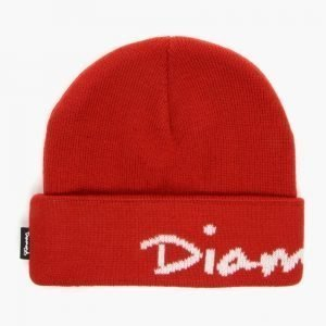 Diamond Supply Co. OG Script Beanie