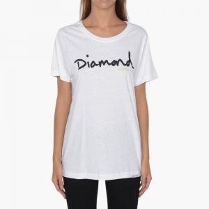 Diamond Supply Co. OG Script Boyfriend Tee