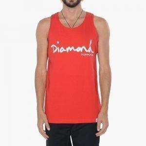 Diamond Supply Co. OG Script Tank
