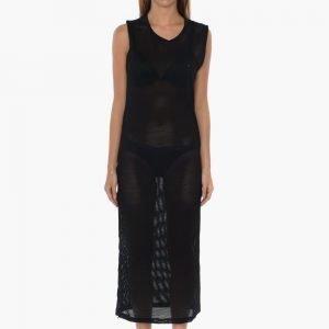 Diamond Supply Co. Pavilion Mesh Maxi Dress