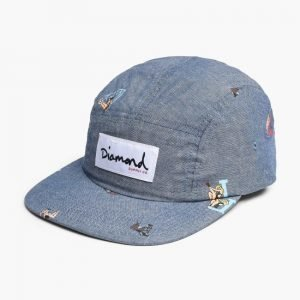 Diamond Supply Co. Pin Up 5 Panel