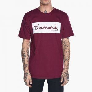 Diamond Supply Co. Radiant Box Logo Tee