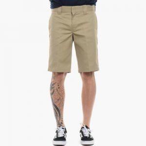 "Dickies 11"" Slim Straight Work Shorts"