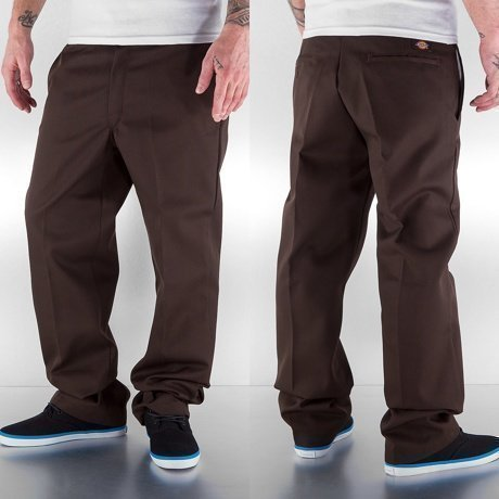Dickies Chinot Ruskea