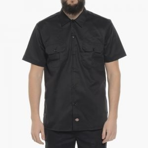 Dickies Short Sleeve Slim Work Shirt