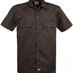 Dickies Short Sleeve Work Shirt Lyhythihainen Kauluspaita