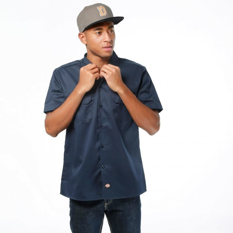 Dickies Slim Work Shirt -kauluspaita