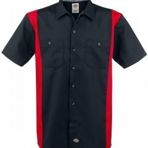 Dickies Two Tone Workshirt Lyhythihainen Kauluspaita
