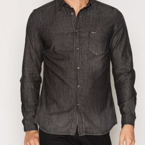Diesel D-Carry Shirt Kauluspaita Denim