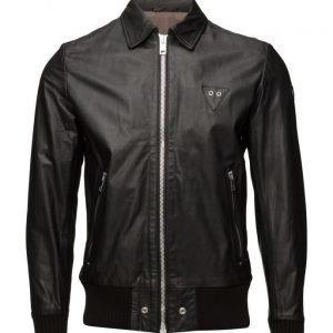 Diesel Men L-Joplin Jacket nahkatakki