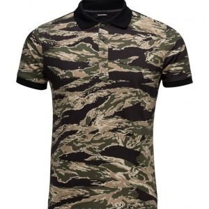 Diesel Men T-Coy Shirt lyhythihainen pikeepaita