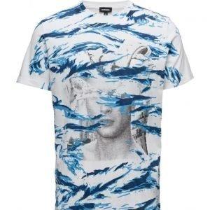 Diesel Men T-Joe-Hd T-Shirt lyhythihainen t-paita
