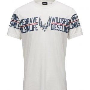 Diesel Men T-Joe-Hm T-Shirt lyhythihainen t-paita