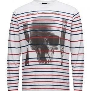 Diesel Men T-Joe-Longs-Hf T-Shirt pitkähihainen t-paita