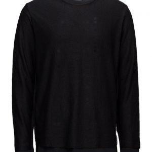 Diesel Men T-Need T-Shirt pitkähihainen t-paita