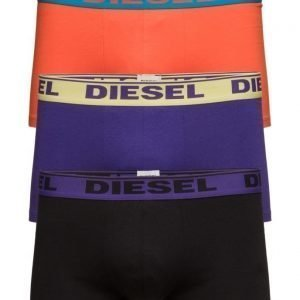 Diesel Men Umbx-Shawnthree-Pack Boxer-Shorts bokserit