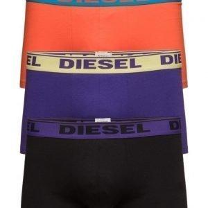 Diesel Men Umbx-Shawnthree-Pack Boxer-Shorts bokserit