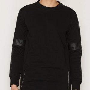 Diesel S-Jake Sweat-Shirt Pusero Black