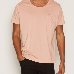 Diesel T-Kronox T-shirt T-paita Rose