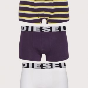 Diesel UMBX-Shawn 3-pack Boxer Bokserit Multicolor