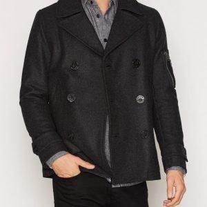 Diesel W-Samico Jacket Takki Grey