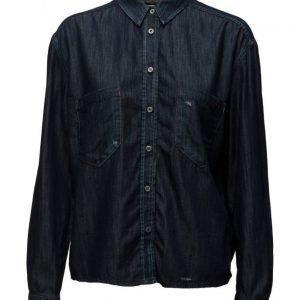 Diesel Women De-Tea-P Shirt pitkähihainen paita