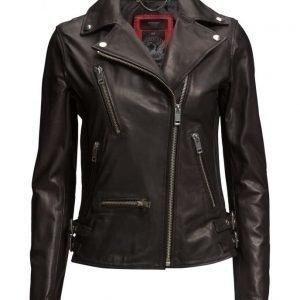 Diesel Women L-Monet Jacket nahkatakki