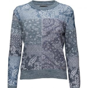 Diesel Women M-Bandana Sweater neulepusero