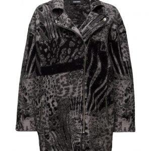 Diesel Women M-Novus Jacket villakangastakki