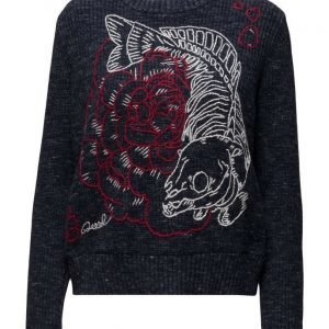 Diesel Women M-Pictus Sweater neulepusero