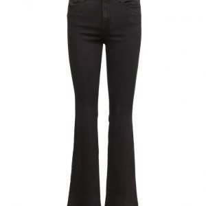 Diesel Women Skinzee-Flare H L.32 Trousers leveälahkeiset farkut