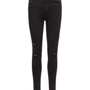 Diesel Women Skinzee-High L.32 Trousers skinny farkut
