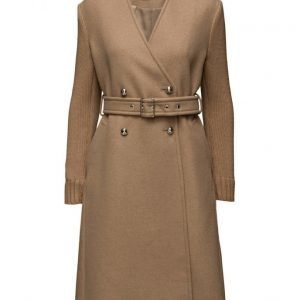Diesel Women W-Galore Overcoat villakangastakki