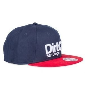 Dirt Cult Beverly Hills Navy/Red