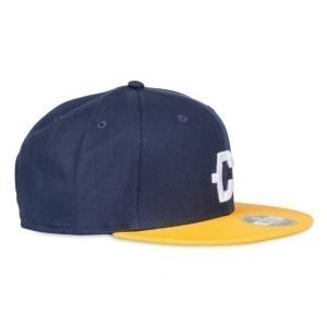 Dirt Cult Compton Navy/Yellow
