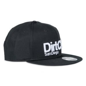Dirt Cult Long Beach Black