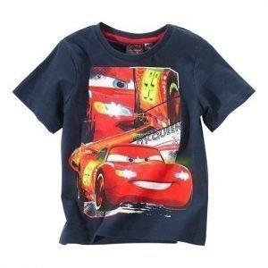 Disney Cars T-paita Laivastonsininen