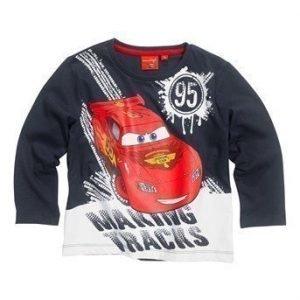 Disney Cars T-paita Tummansininen