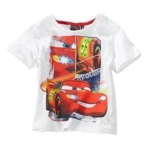 Disney Cars T-paita Valkoinen