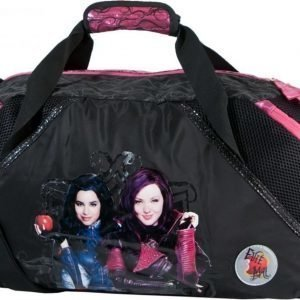 Disney Descendants Urheilulaukku Black
