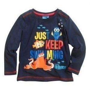 Disney Finding Dory T-paita Tummansininen