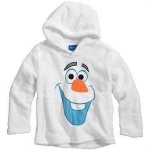Disney Frozen Fleecepusero Valkoinen