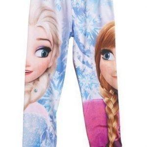 Disney Frozen Leggingsit Sininen