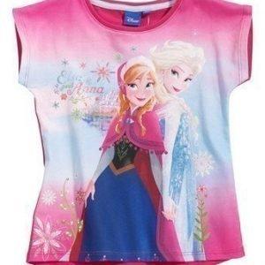 Disney Frozen Paita Fuksia