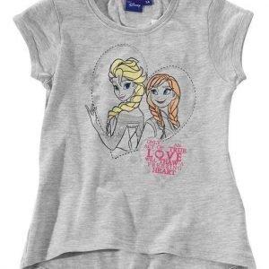 Disney Frozen Paita Mel. harmaa