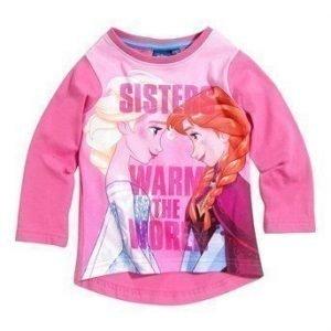 Disney Frozen Paita Roosa