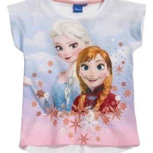 Disney Frozen Paita Valkoinen