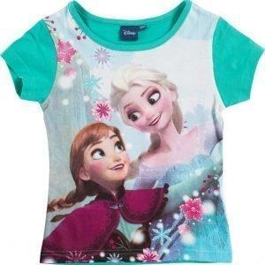 Disney Frozen Pusero Green
