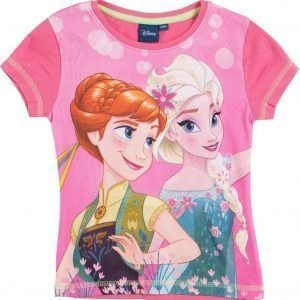 Disney Frozen Pusero Pink